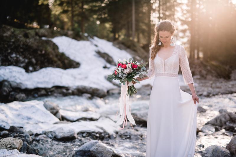 Brautshooting im schönen Allgäu