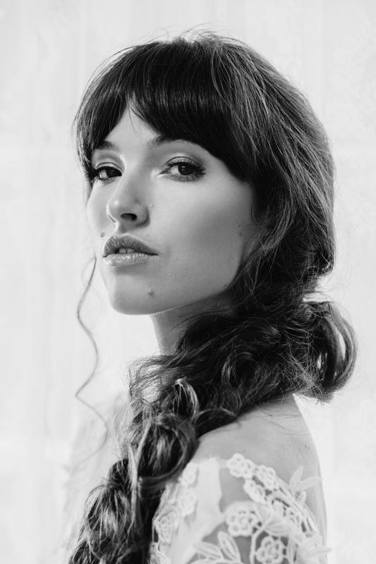 Portrait, Frauenportrait, Schwarzweiß, Beauty, Fashion,